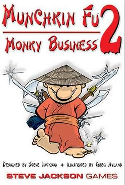 Buy Munchkin Fu 2 Monky Business in AU New Zealand.