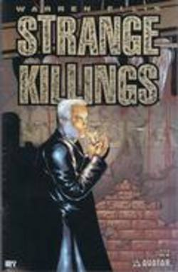 Buy Strange Killings #1-3 Collector's Pack in AU New Zealand.