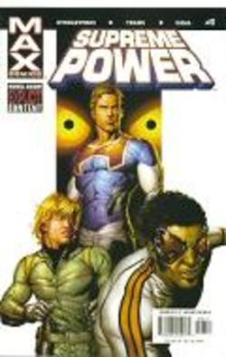 Buy Supreme Power #6  in AU New Zealand.
