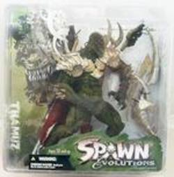 Buy Spawn Series 29: Spawn Evolutions - Thamuz in AU New Zealand.