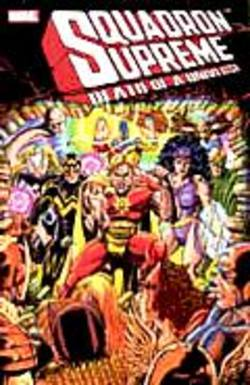Buy Squadron Supreme: Death Of A UniverseTPB in AU New Zealand.