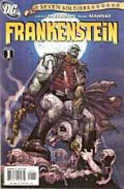 Buy Seven Soldiers: Frankenstein #1-4 Collector's Pack in AU New Zealand.