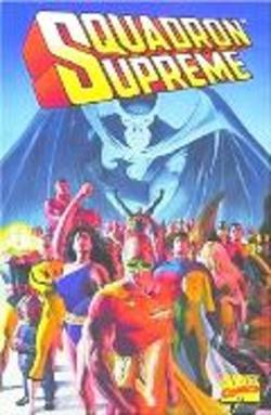 Buy Squadron Supreme TPB in AU New Zealand.