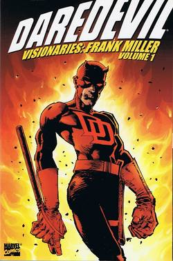 Buy DAREDEVIL VISIONARIES: FRANK MILLER VOL. 1 TP in AU New Zealand.
