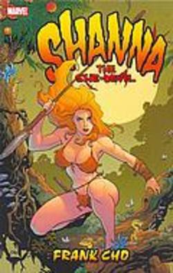 Buy Shanna The She Devil TPB in AU New Zealand.