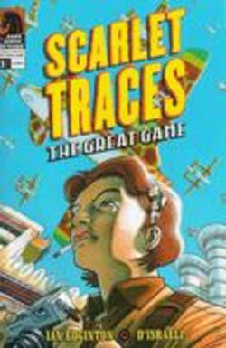 Buy Scarlet Traces: The Great Game #1 in AU New Zealand.
