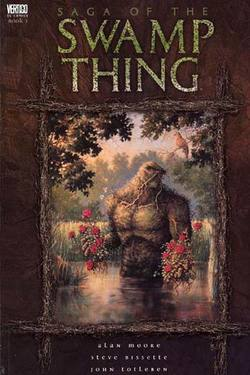 Buy Swamp Thing Vol. 01: Saga Of The Swamp Thing TPB in AU New Zealand.