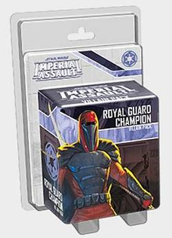 Buy Star Wars Imperial Assault: Royal Guard Champion Villain Pack in AU New Zealand.