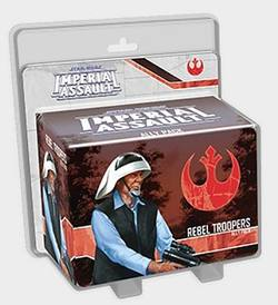 Buy Star Wars Imperial Assault: Rebel Troopers Ally Pack in AU New Zealand.