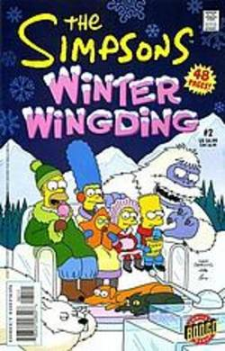 Buy The Simpsons Winter Wingding #2 in AU New Zealand.