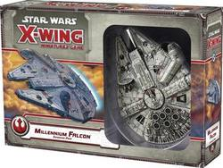 Buy Star Wars X-Wing: Millenium Falcon Expansion Pack in AU New Zealand.