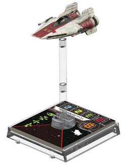Buy Star Wars X-Wing: A-Wing Expansion Pack in NZ New Zealand.