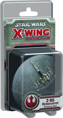Buy Star Wars X-Wing: Z-95 Headhunter Expansion Pack  in NZ New Zealand.