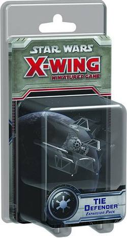 Buy Star Wars X-Wing: TIE Defender Expansion Pack in AU New Zealand.