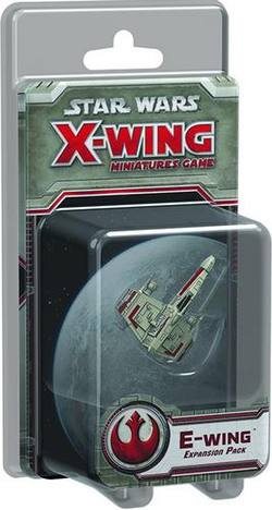 Buy Star Wars X-Wing: E-Wing Expansion Pack  in NZ New Zealand.