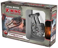 Buy Star Wars X-Wing: YT-2400 Freighter Expansion Pack in AU New Zealand.