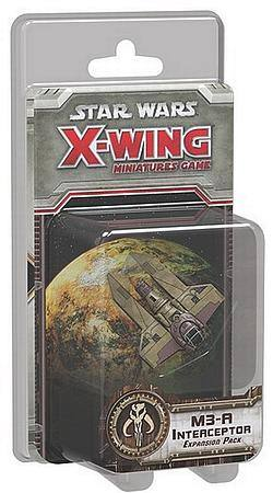 Buy Star Wars X-Wing: M3-A Interceptor Expansion Pack in AU New Zealand.