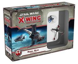 Buy Star Wars X-Wing: Rebel Aces Expansion Pack in NZ New Zealand.