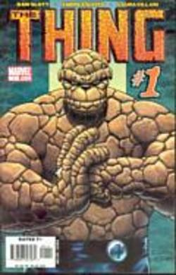 Buy The Thing #1 - 3 Collector's Pack  in AU New Zealand.