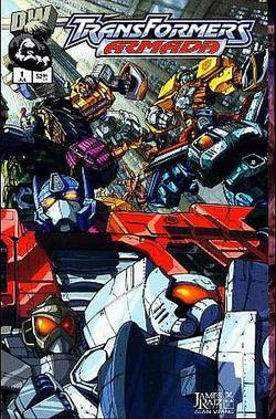 Buy Transformers Armada #1 in AU New Zealand.