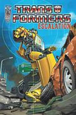 Buy Transformers: Escalation #1 in AU New Zealand.