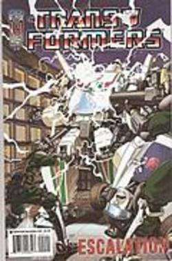 Buy Transformers: Escalation #2 in AU New Zealand.