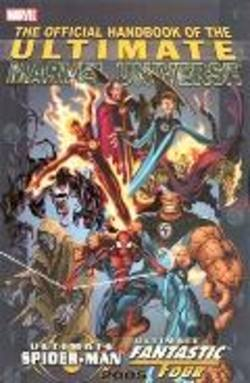 Buy The Official Handbook Of The Ultimate Marvel Universe Spider-Man/Fantastic Four 2005 in AU New Zealand.
