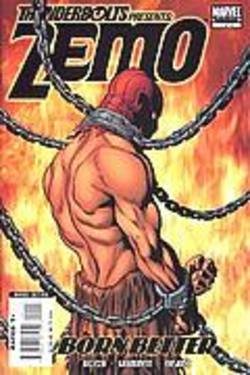 Buy Thunderbolts Presents: Zemo - Born Better #1 in AU New Zealand.