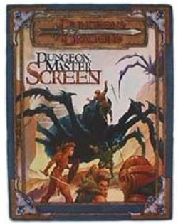 Buy Dungeon Masters Screen DD3E
