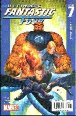 Buy Ultimate Fantastic Four #7 - 12 Collector's Pack in AU New Zealand.