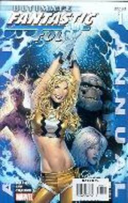Buy Ultimate Fantastic Four Annual #1 in AU New Zealand.