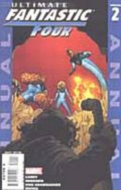 Buy Ultimate Fantastic Four Annual #2 in AU New Zealand.