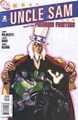 Buy Uncle Sam And The Freedom Fighters #2 in AU New Zealand.