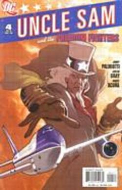 Buy Uncle Sam And The Freedom Fighters #4 in AU New Zealand.