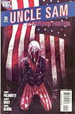 Buy Uncle Sam And The Freedom Fighters #5 in AU New Zealand.