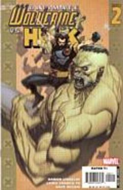 Buy Ultimate Wolverine vs Hulk #2 in AU New Zealand.