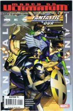 Buy Ultimate X-Men Ultimate Fantastic Four Annual #1 in AU New Zealand.