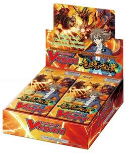 Buy Cardfight!! Vanguard: Onslaught of Dragons Soul Booster Box in AU New Zealand.