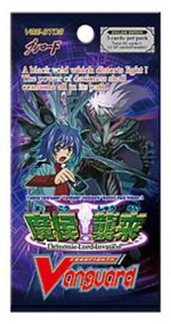 Buy Cardfight!! Vanguard: Demonic Lord Invasion Booster in AU New Zealand.