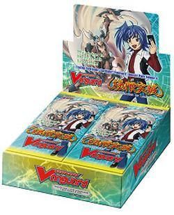 Buy Cardfight!! Vanguard: Breaker of Limits Booster Box in AU New Zealand.
