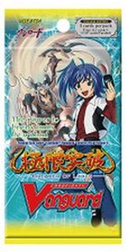 Buy Cardfight!! Vanguard: Breaker of Limits Booster in AU New Zealand.