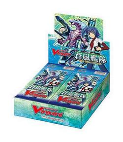 Buy Cardfight!! Vanguard: Blue Storm Armada Booster Box in AU New Zealand.