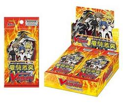 Buy Cardfight!! Vanguard: Clash of the Knights and Dragons Booster Box  in AU New Zealand.