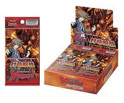 Buy Cardfight!! Vanguard: Seal Dragons Unleashed Booster Box  in AU New Zealand.