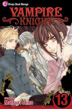 Buy Vampire Knight Vol. 13 TPB in AU New Zealand.