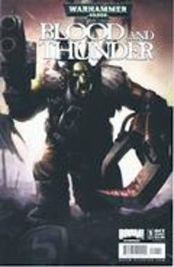 Buy Warhammer 40,000: Blood And Thunder #1 - 4 Collector's Pack in AU New Zealand.