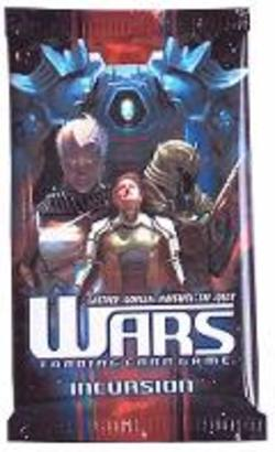 Buy WARS TCG: Incursion Booster Pack in AU New Zealand.