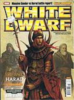 Buy White Dwarf #338 in AU New Zealand.