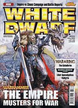 Buy White Dwarf #354 in AU New Zealand.