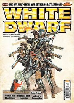 Buy White Dwarf #360 Dec 09 in AU New Zealand.